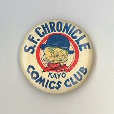 Kayo comic strip #6